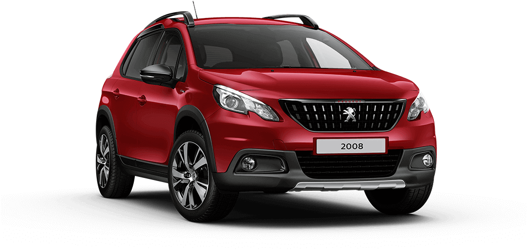 Peugeot 2008 SUV GT Line Ultimate Red