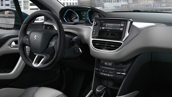 peugeot 2008 suv the compact suv ideal for all roads. Black Bedroom Furniture Sets. Home Design Ideas