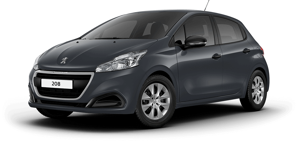 Peugeot 208 Access Hurricane Grey