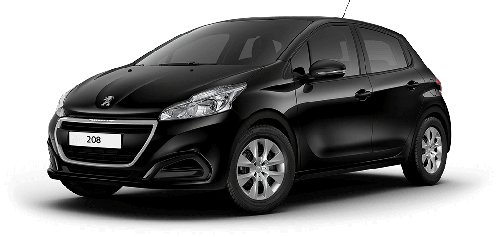 Peugeot 208 Access Nera Black