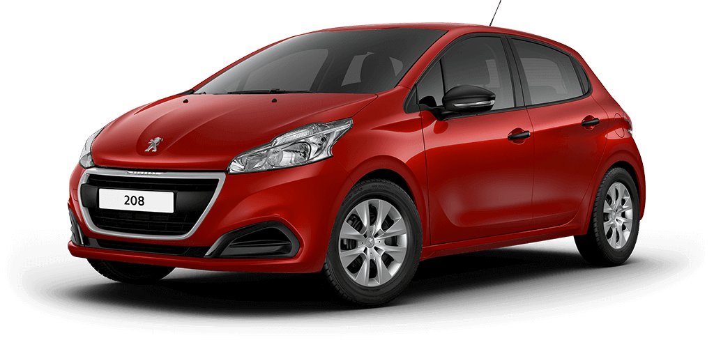 Peugeot 208 Access Ruby Red