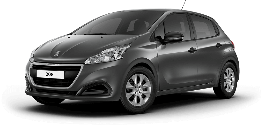 Peugeot 208 Access Shark Grey