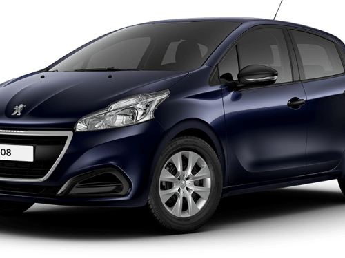 Peugeot 208 access twilight blue