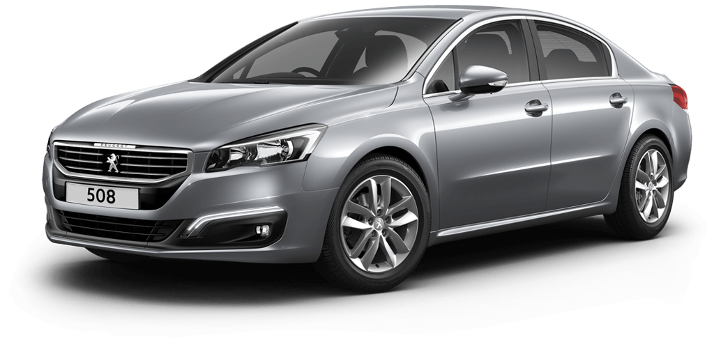 Peugeot 508 active artense grey