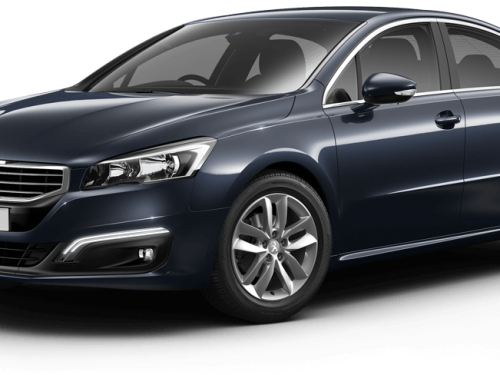 Peugeot 508 active egyptian blue