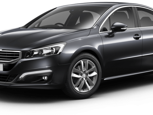 Peugeot 508 active flint grey
