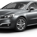 Peugeot 508 active shark grey