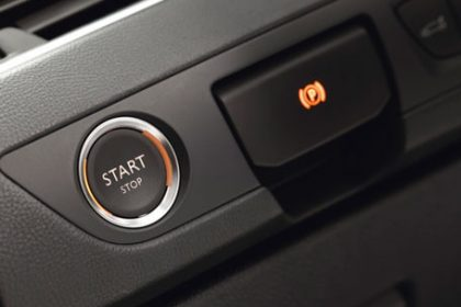 peugeot 508 start and stop