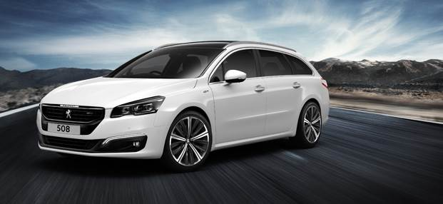 peugeot 508 touring gt