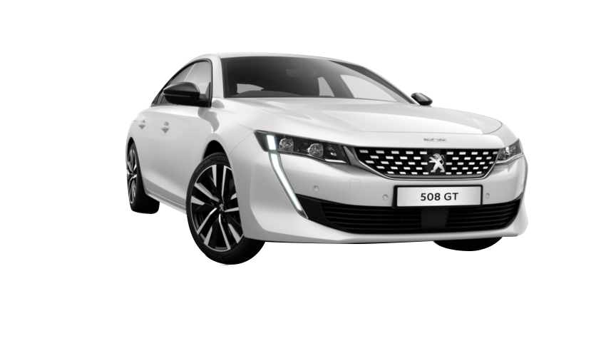 Peugeot 508 Fastback PEARL WHITE