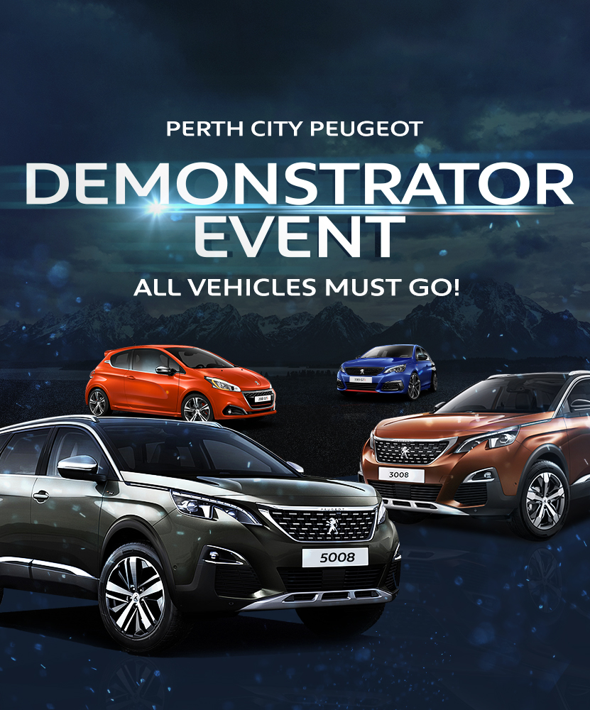 Peugeot Perth City Offer
