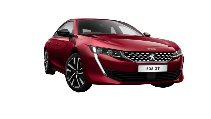 Peugeot 508 Fastback ULTIMATE RED