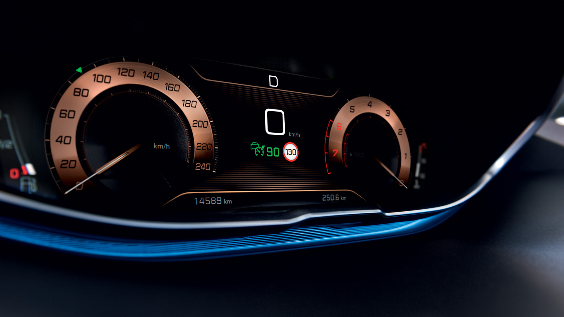 peugeot 3008 suv head up display