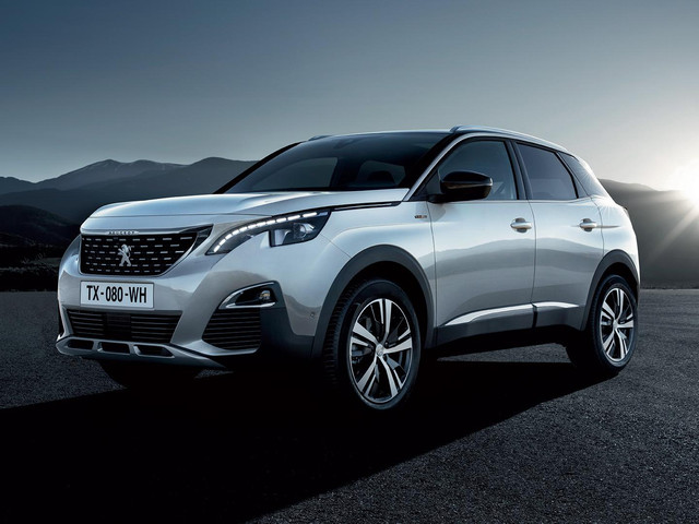peugeot 3008 suv gt line style