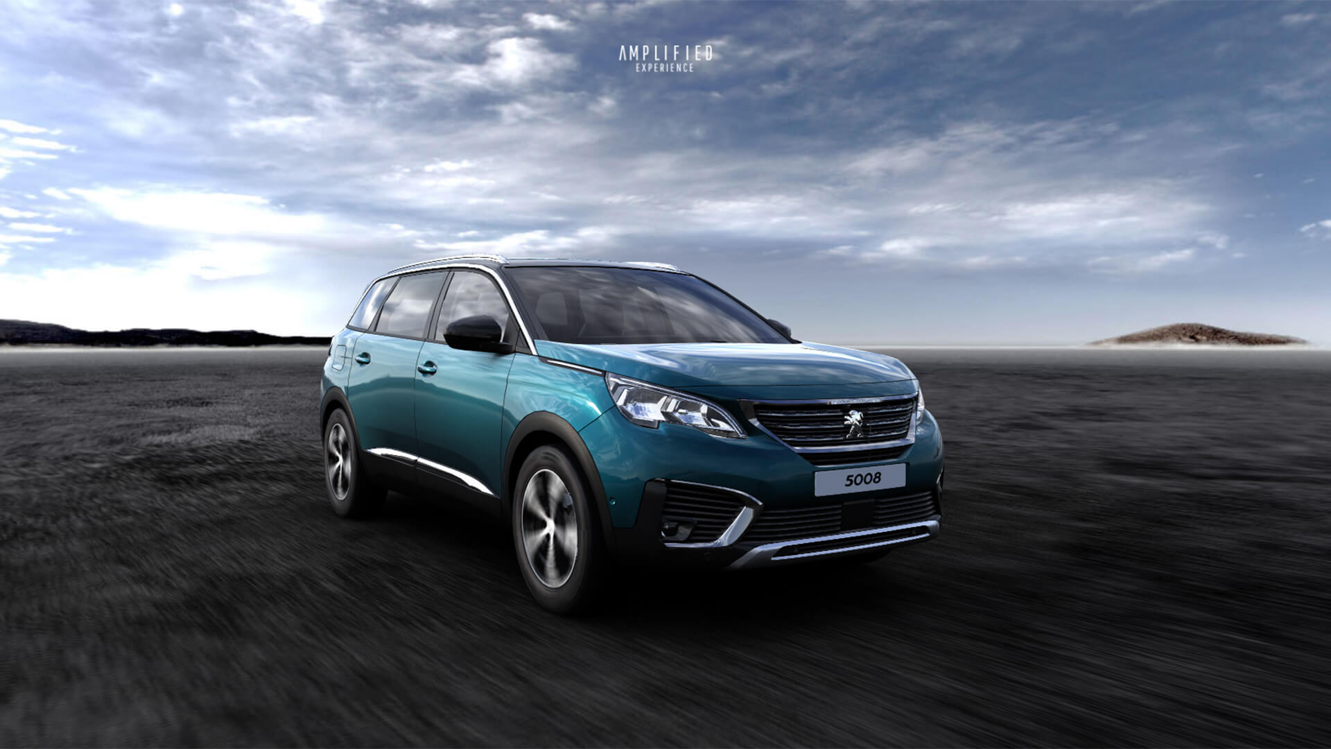 peugeot amplified experience