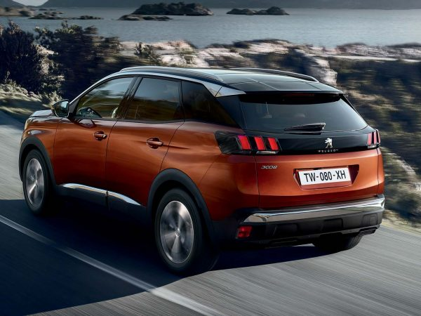 3008 suv for sale