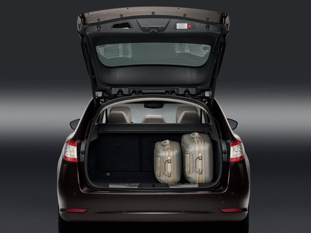 new peugeot 508 extra space