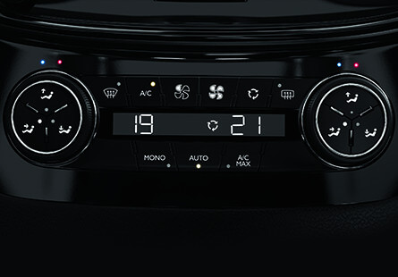 peugeot 508 saloon air con