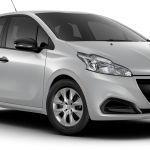 Peugeot 208 Access Facing Right