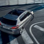 peugeot 308 advanced driver