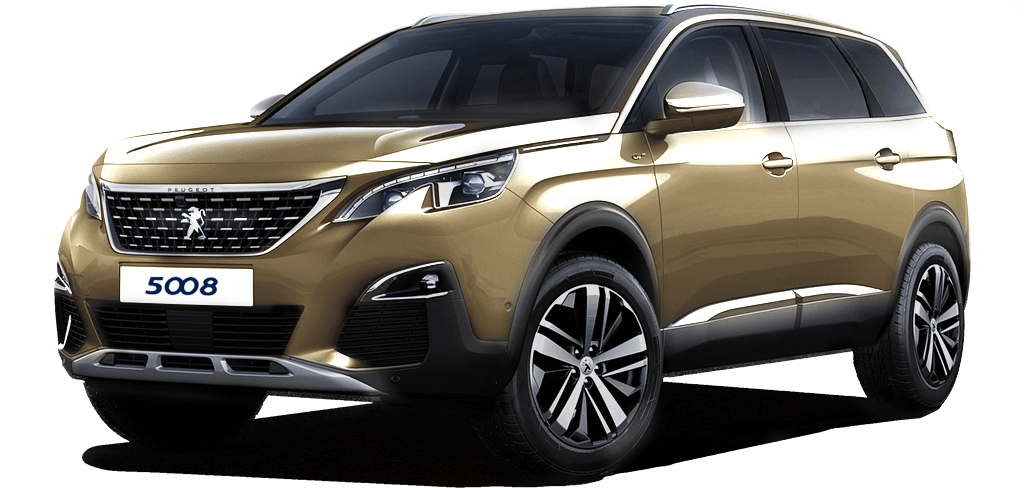 Peugeot 5008 SUV Brown