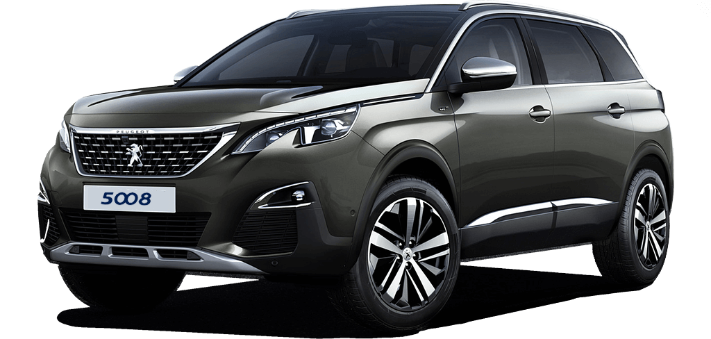 Peugeot 5008 SUV Dark Brown