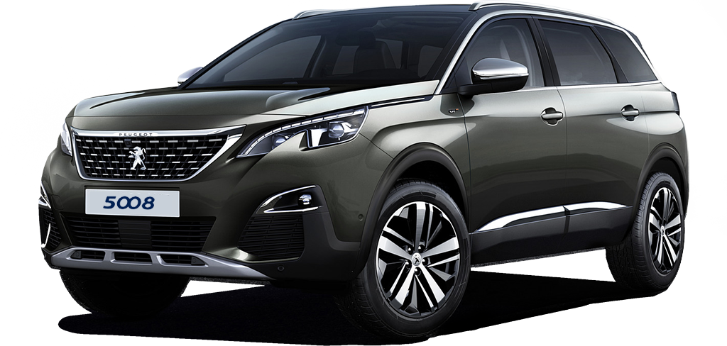 Peugeot 5008 Dark Brown