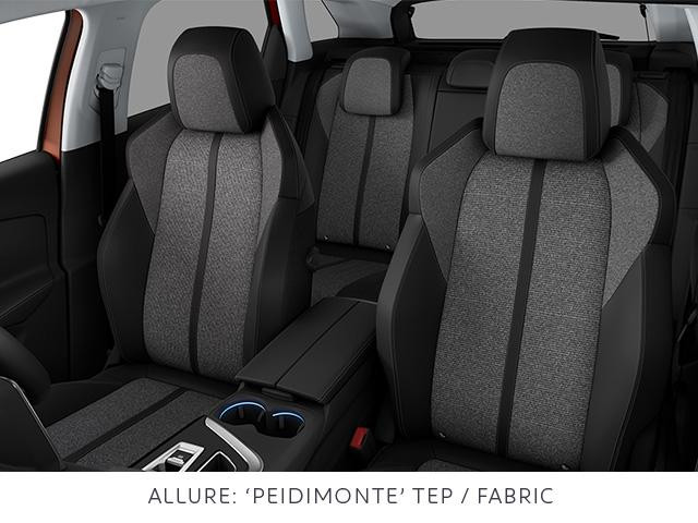 Peugeot 3008 SUV allure tep cloth trim