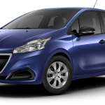 Peugeot 208 Access Virtual Blue